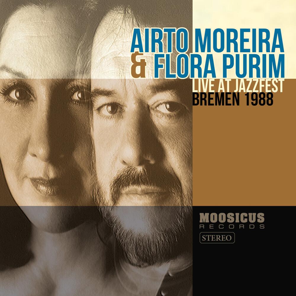 Airto Moreira  & Purim,Flora - Live At Jazzfest Bremen 1988