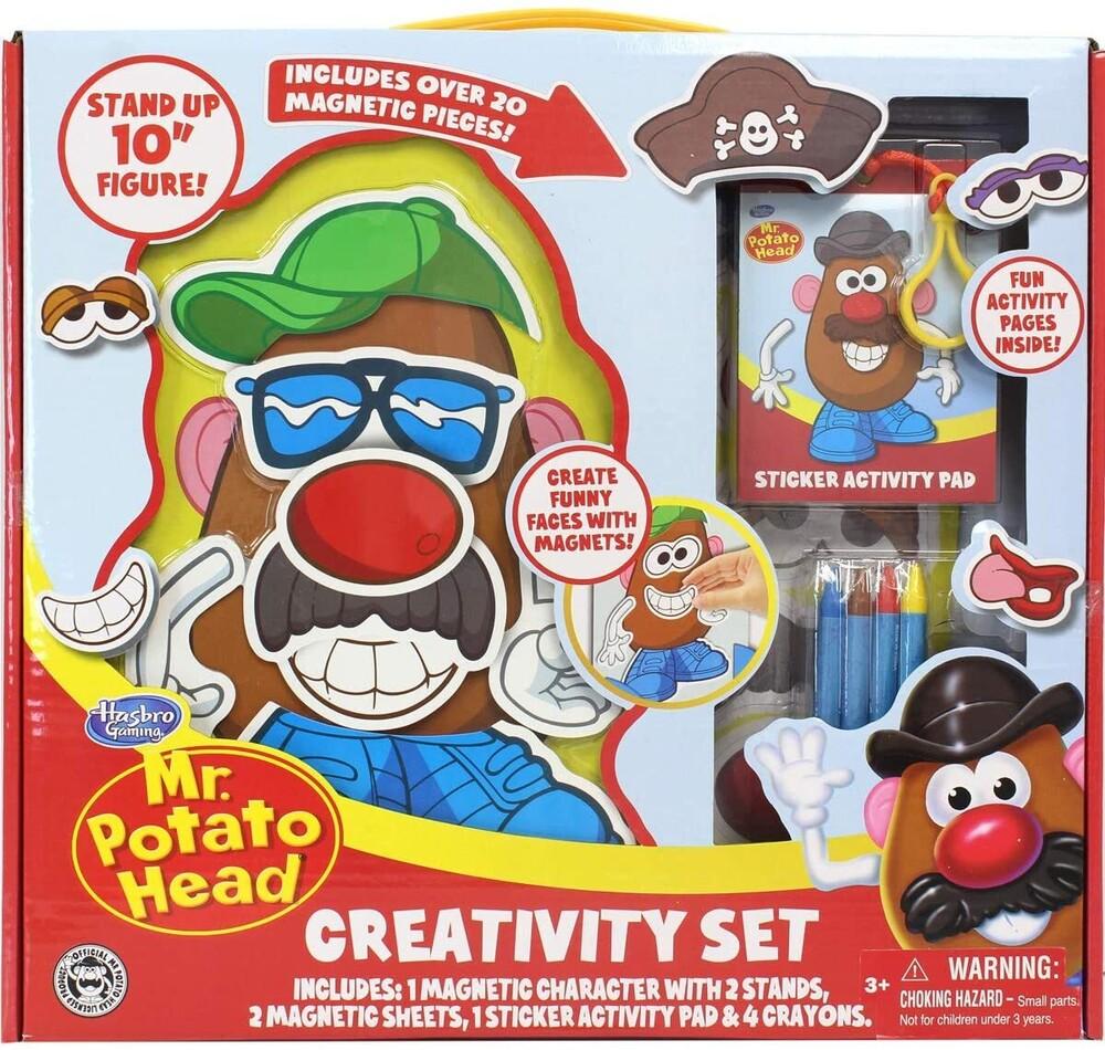 - Tara Toys - Mr. Potato Head Creativity Set