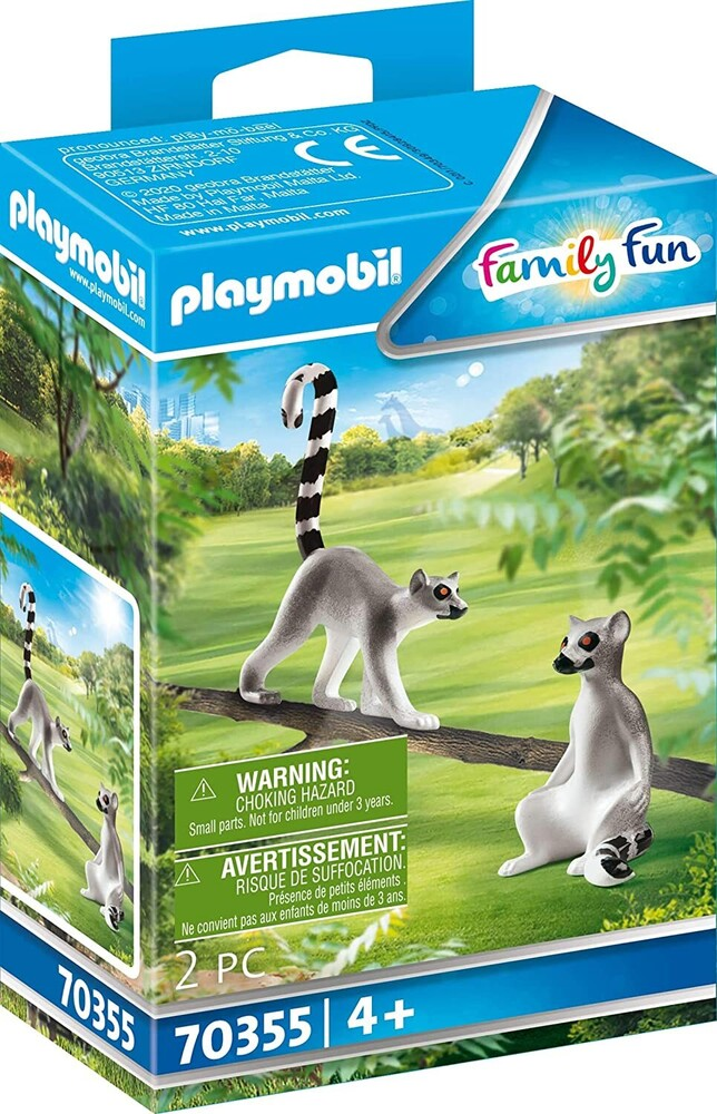 - Family Fun Lemurs (Fig)