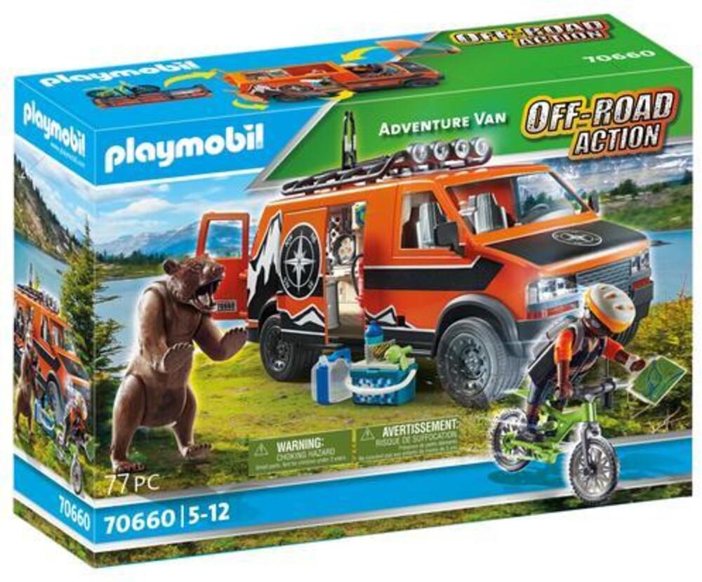 - Off Road Action Adventure Van (Fig)