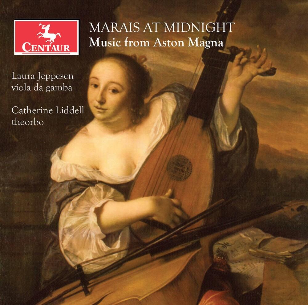Marias / Jeppesen / Liddell - Marais At Midnight