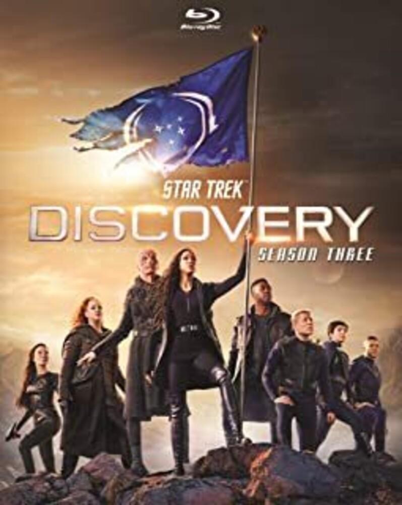 - Star Trek Discovery: Season Three
