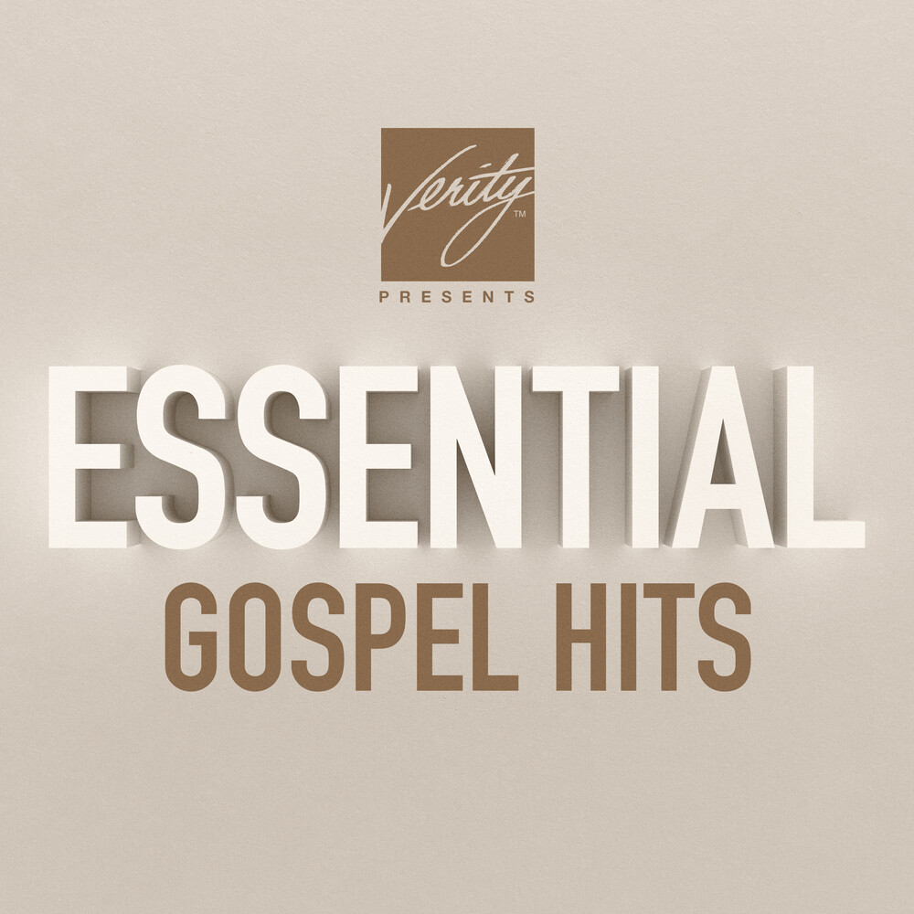 Verity Presents Essential Gospel Hits / Various - Verity Presents Essential Gospel Hits / Various