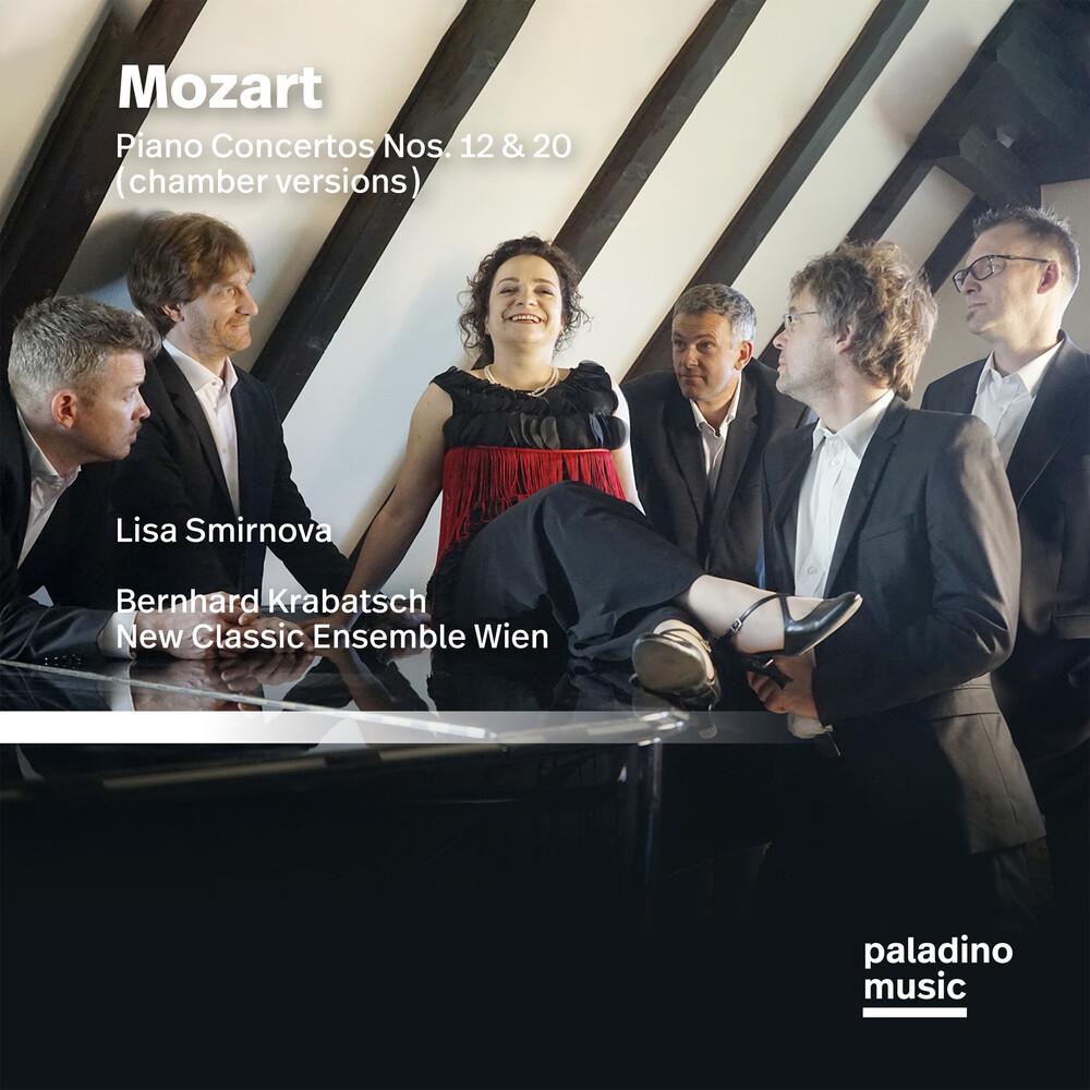 - Mozart: Piano Concertos Nos. 12 & 20