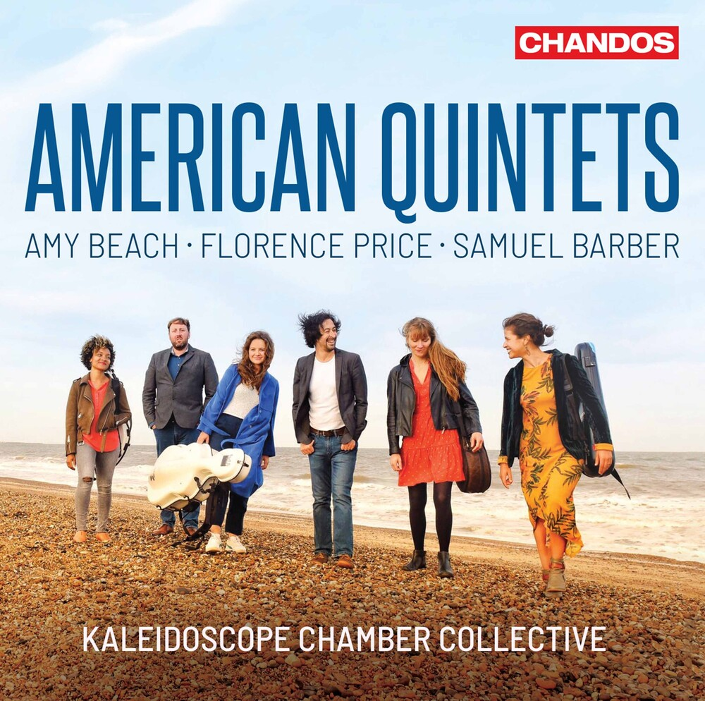 Barber / Kaleidoscope Chamber Collective - American Quintets