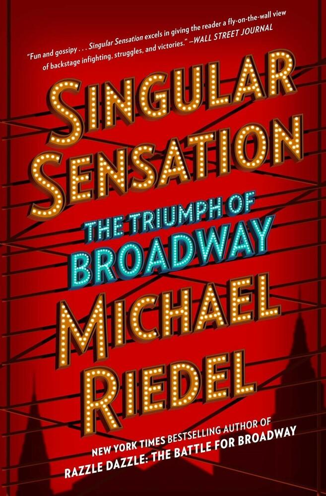 Michael Riedel - Singular Sensation (Ppbk)