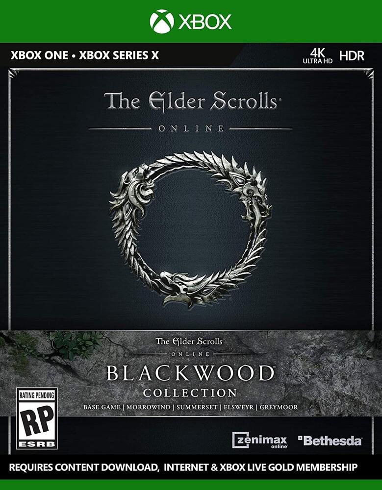 - Xb1/Xbx Elder Scrolls Online: Blackwood