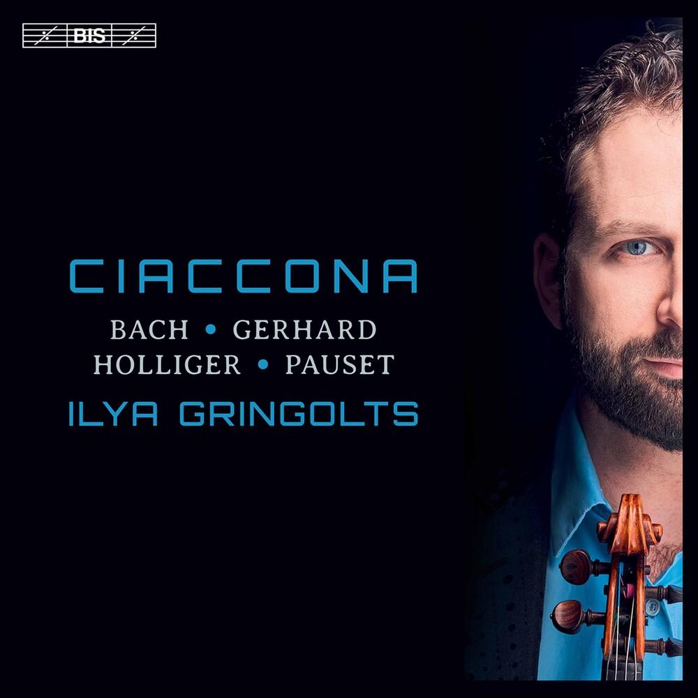 Gerhard / Ilya Gringolts - Ciaccona (Hybr)