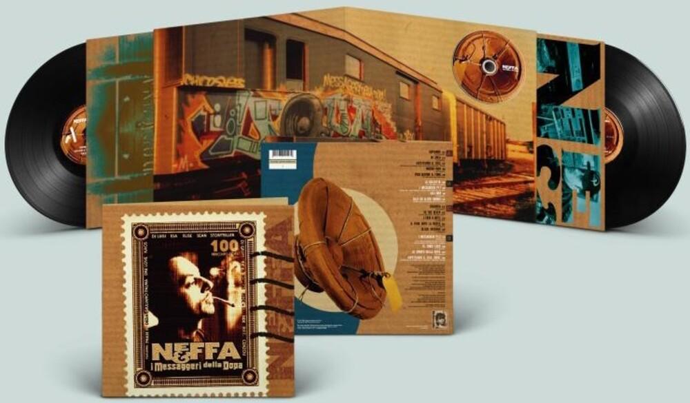 Neffa - Neffa E I Messaggeri Della Dopa (W/Cd) (Ita)