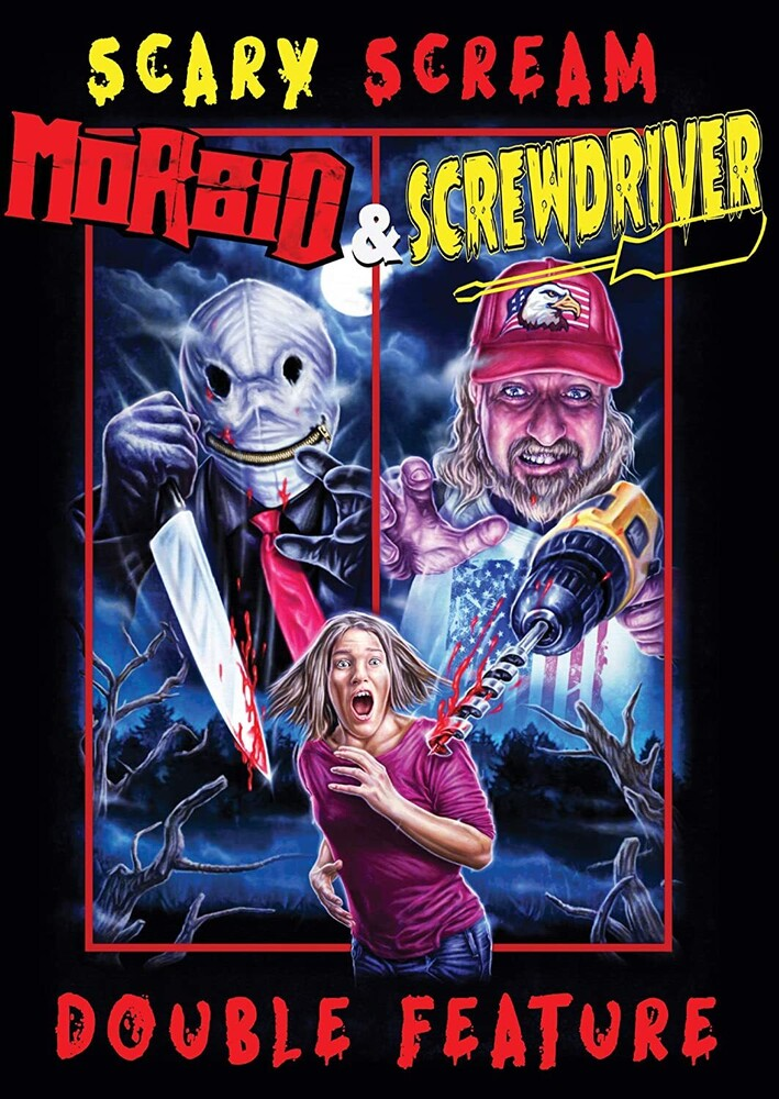 Morbid Screwdriver Double Feature - Morbid Screwdriver Double Feature