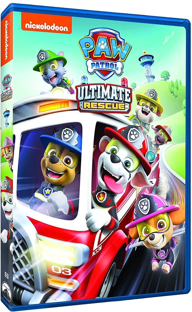- Paw Patrol: Ultimate Rescue