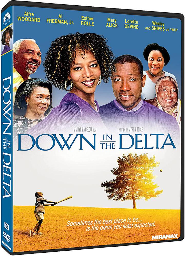 - Down In The Delta / (Ac3 Amar Dol Sub Ws)