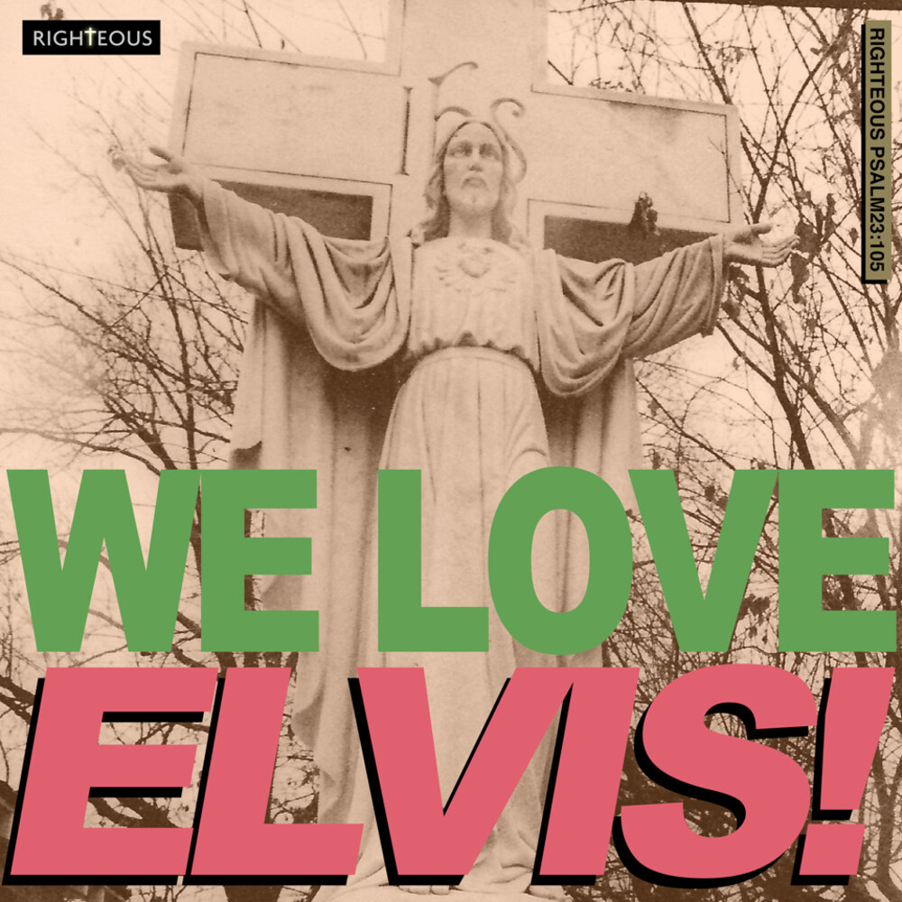 We Love Elvis / Various - We Love Elvis / Various (Uk)