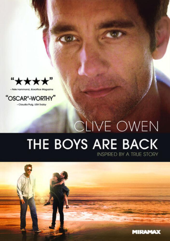 - Boys Are Back / (Mod Ac3 Dol)