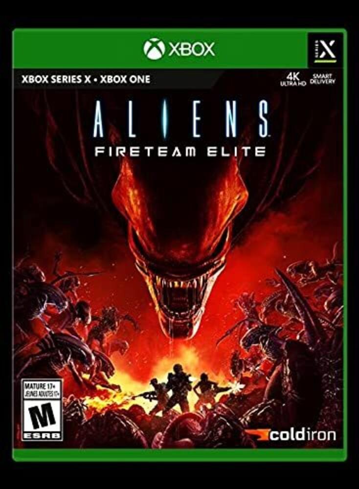 Xb1/Xbx Aliens Fireteam Elite - Xb1/Xbx Aliens Fireteam Elite