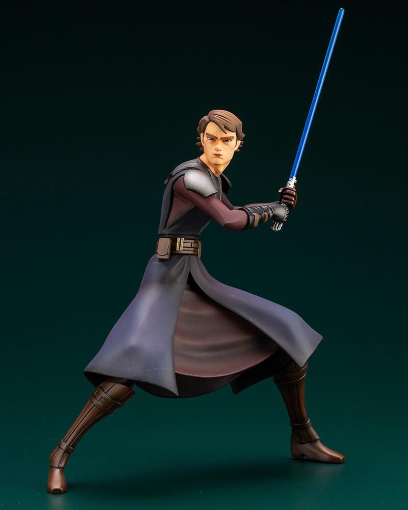 - Star Wars: The Clone Wars - Artfx Anakin Skywalker