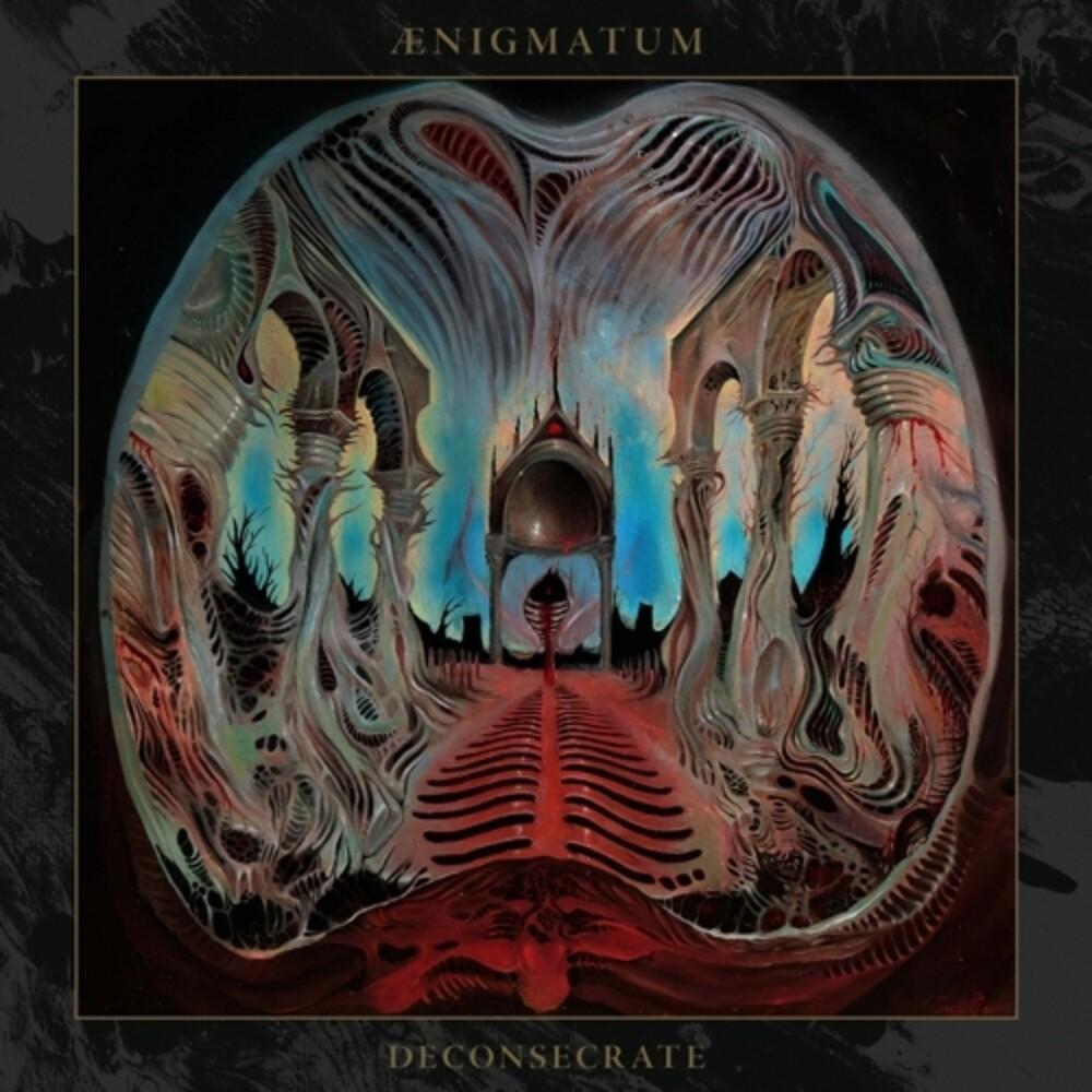 Enigmatum - Deconsecrate (Color Vinyl) [Colored Vinyl]
