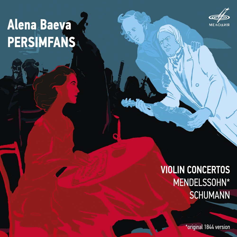 Mendelssohn / Baeva / Persimfans - Violin Concertos