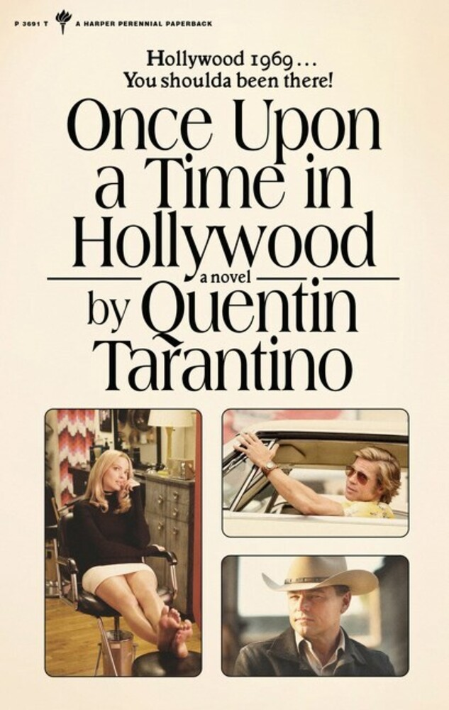 Quentin Tarantino - Once Upon A Time In Hollywood (Msmk) (Mtin)