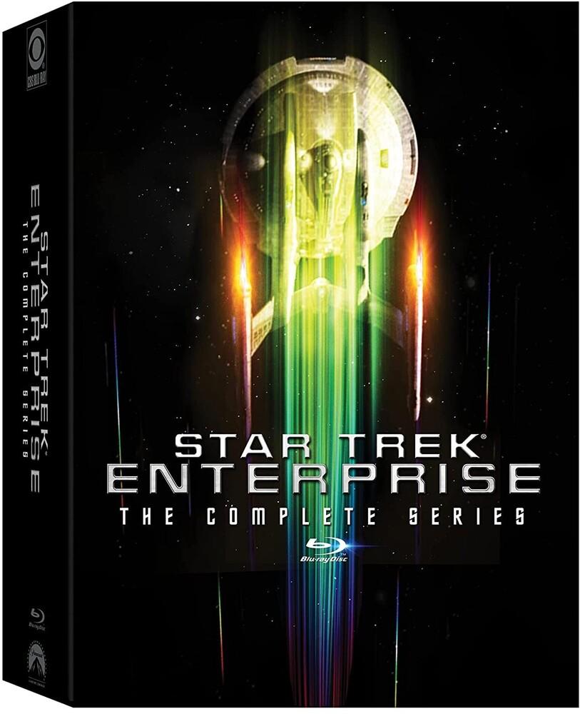 Star Trek: Enterprise - Complete Series - Star Trek: Enterprise - Complete Series (24pc)