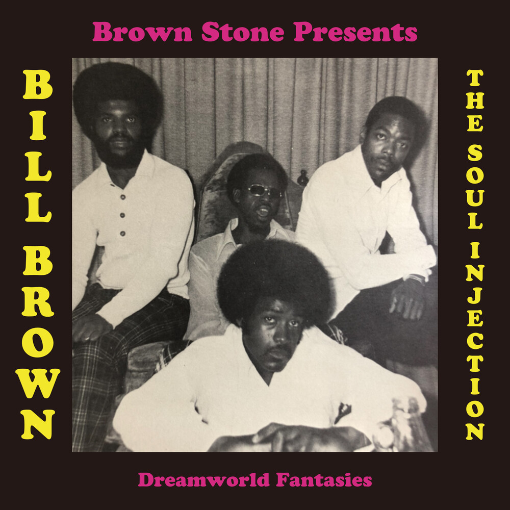 Bill Brown & The Soul Injection - T.B.A.