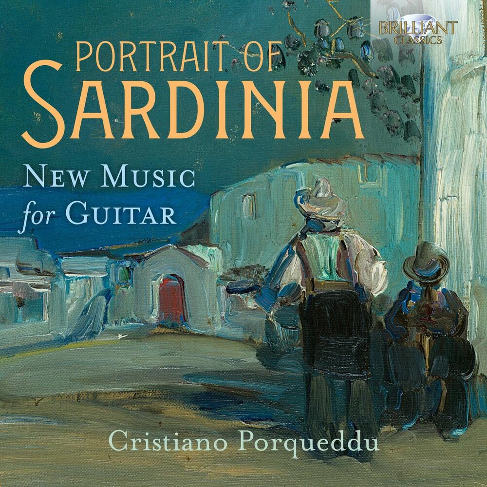 Portrait Of Sardinia / Various (3pk) - Portrait Of Sardinia / Various (3pk)