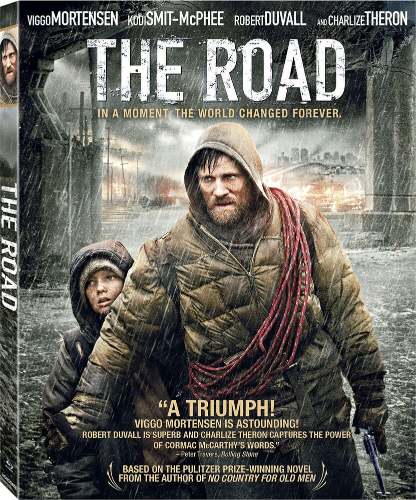 Kodi Smit-McPhee - The Road