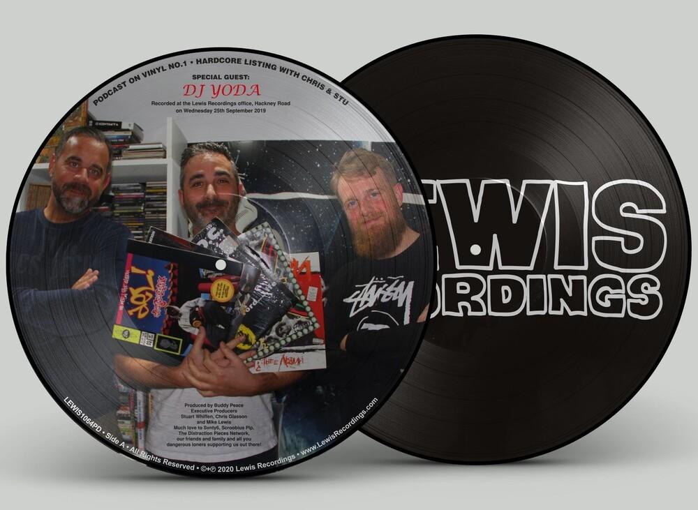 Dj Yoda - Podcast On Vinyl (Picture Disc)