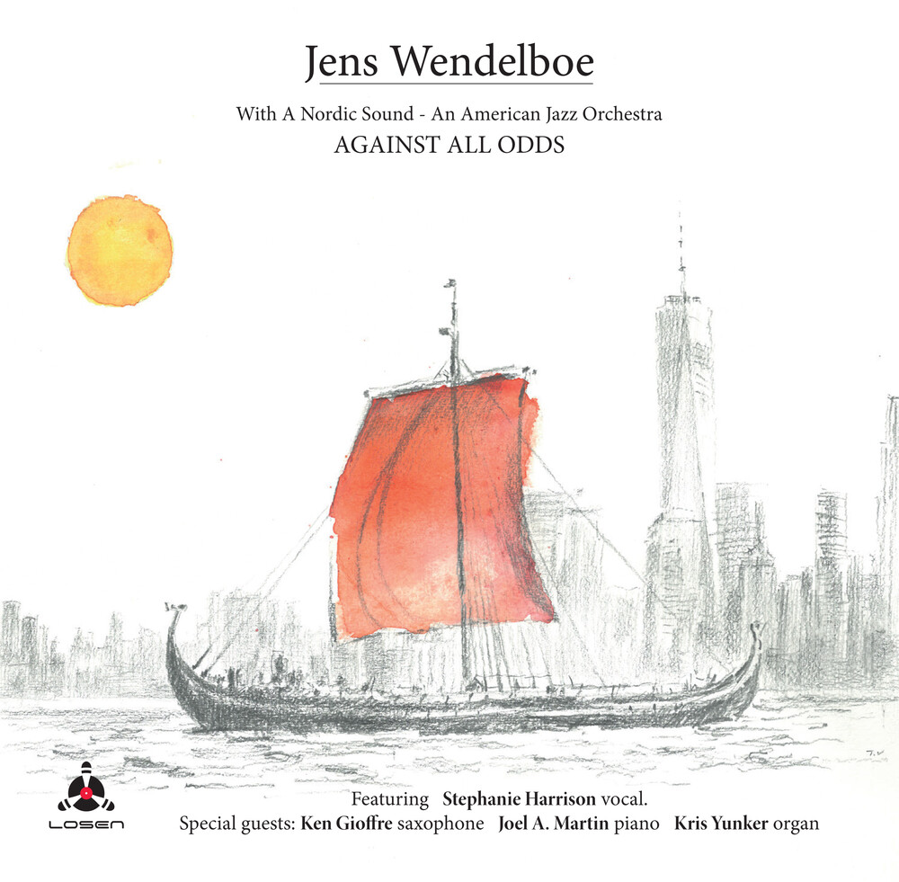 Jens Wendelboe - With A Nordic Sound - An American Jazz