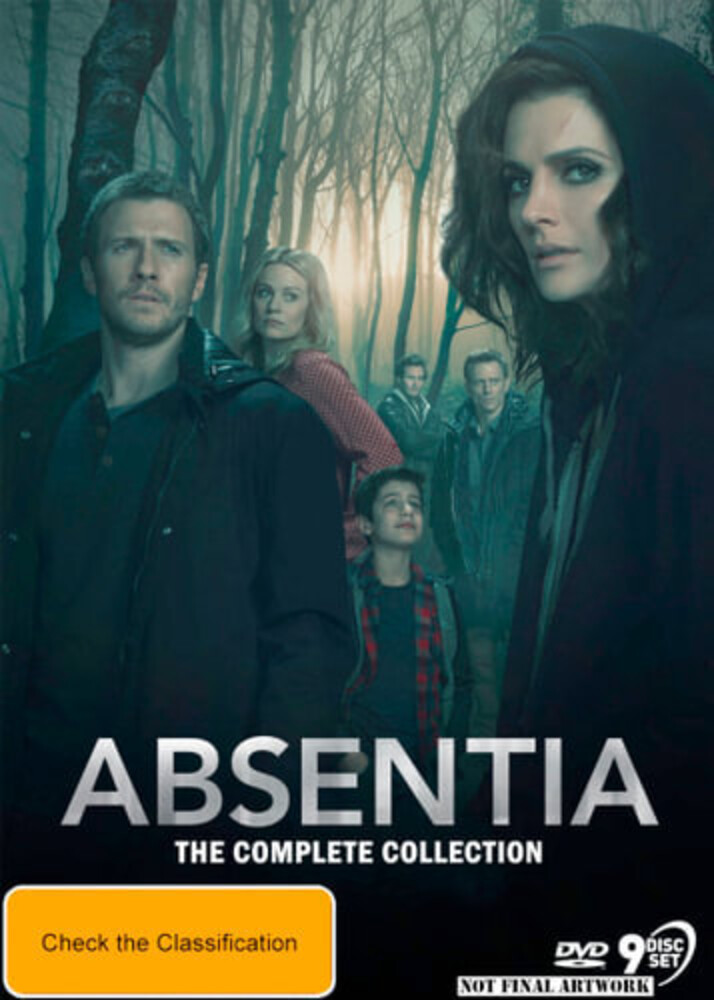 Absentia: The Complete Series - Absentia: The Complete Series (9pc) / (Box Aus)