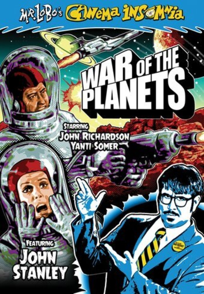 War Of The Planets - War Of The Planets / (Mod)
