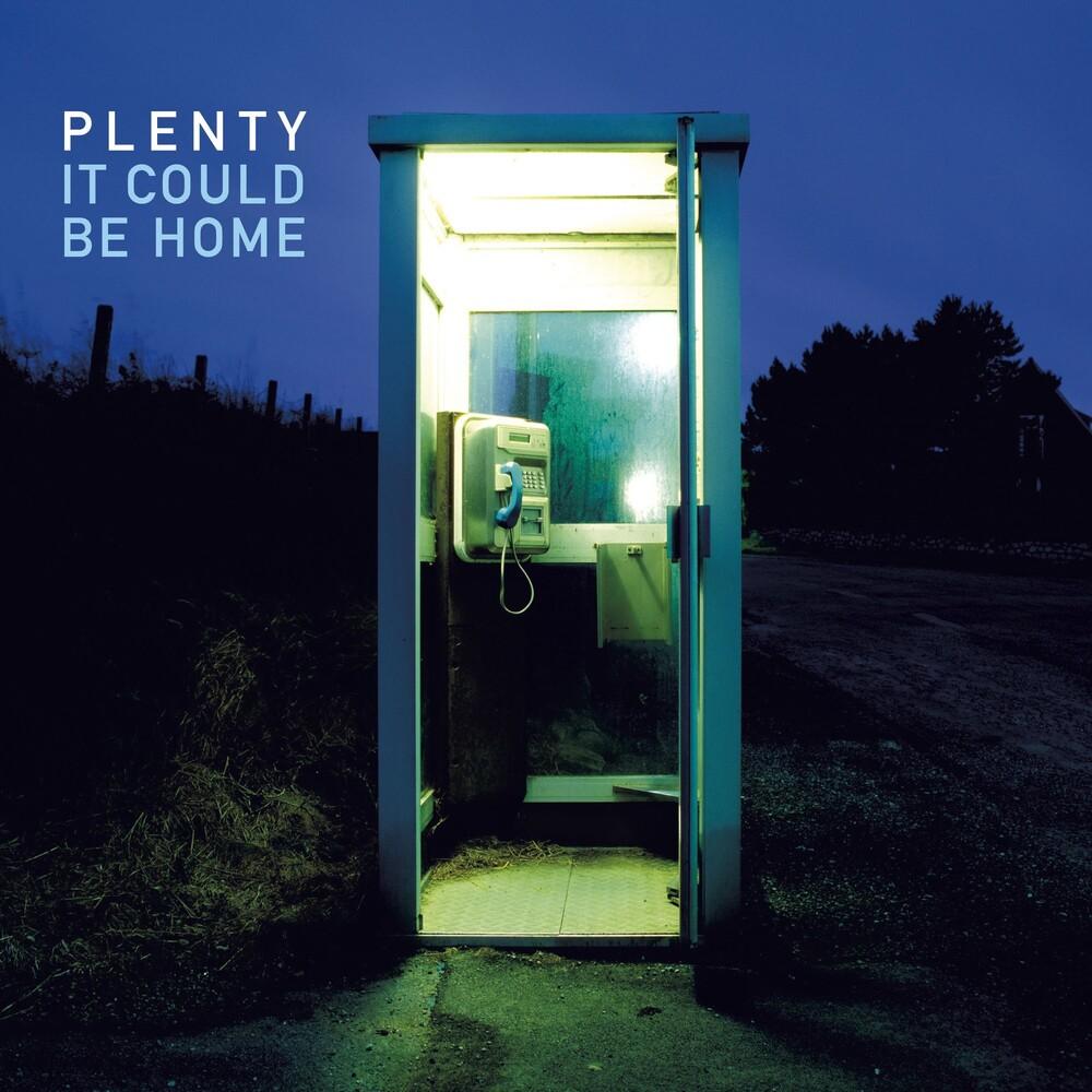 Plenty - It Could Be Home (Blue) [Colored Vinyl] (Uk)