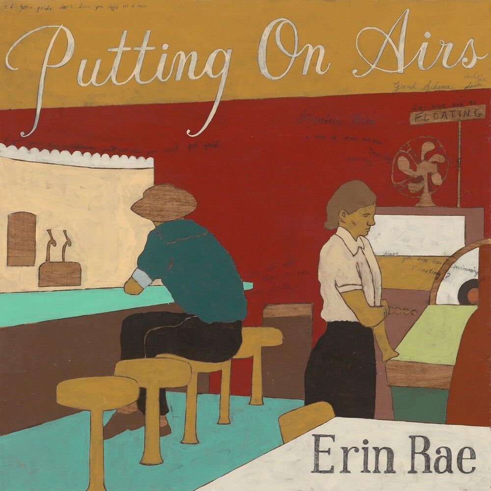 Erin Rae - Putting On Airs [LP]