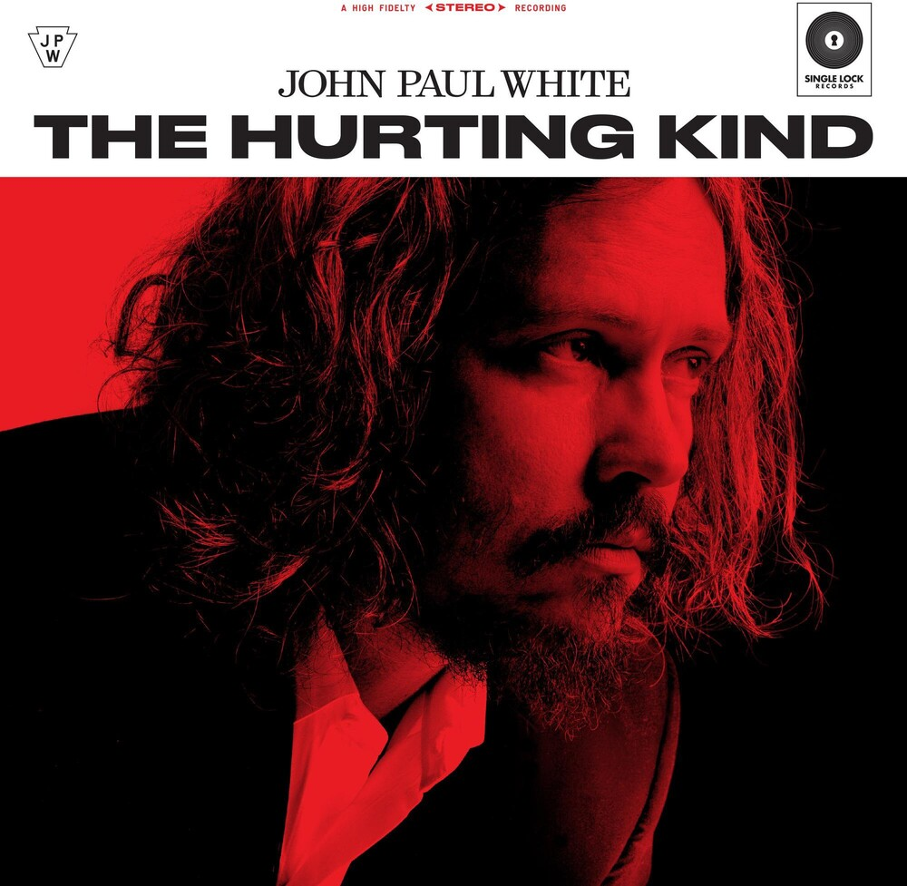 John Paul White - The Hurting Kind [LP]