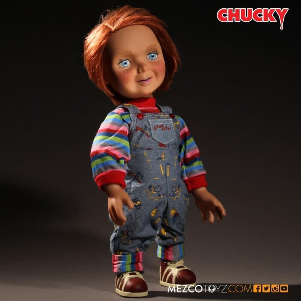 - Child's Play Good Guys 15 Talking Happy Chucky