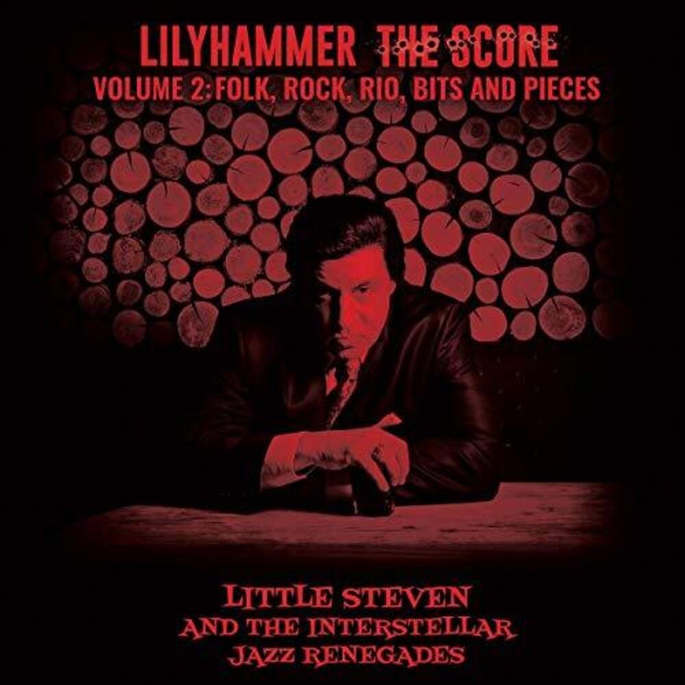 Little Steven - Lilyhammer The Score Volume 2: Folk, Rock, Rio, Bits and Pieces [2 LP]