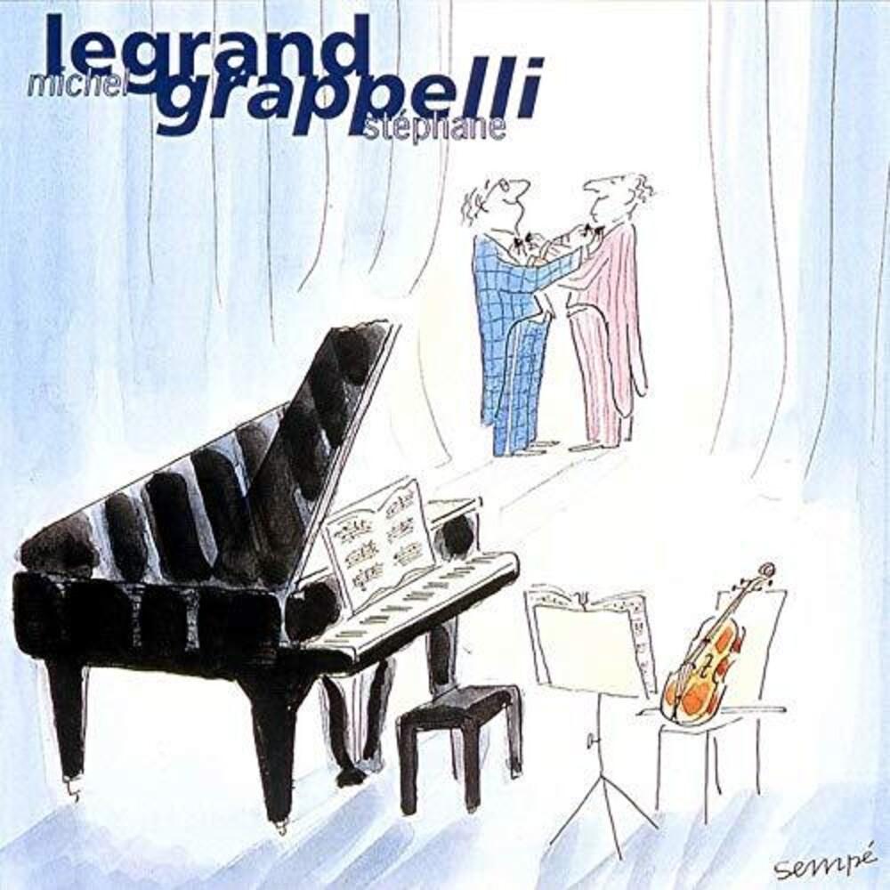 Michel Legrand - Michel Legrand / Stephane Grappelli [Limited Edition] (Shm)