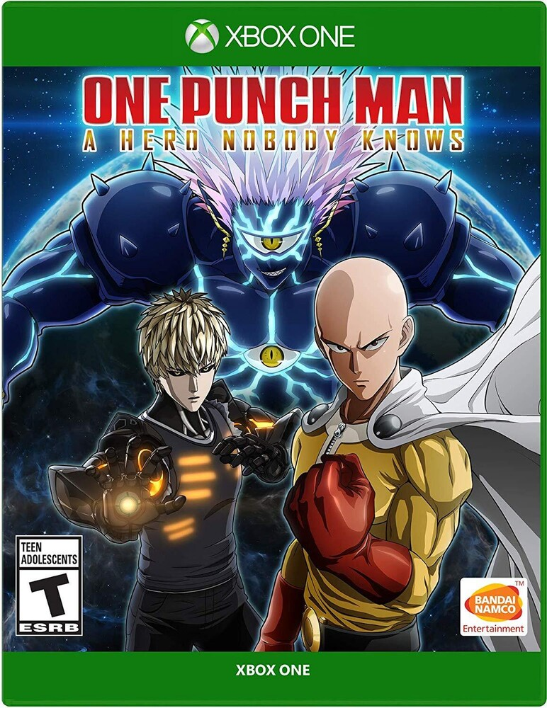 - One Punch Man: A Hero Nobody Knows