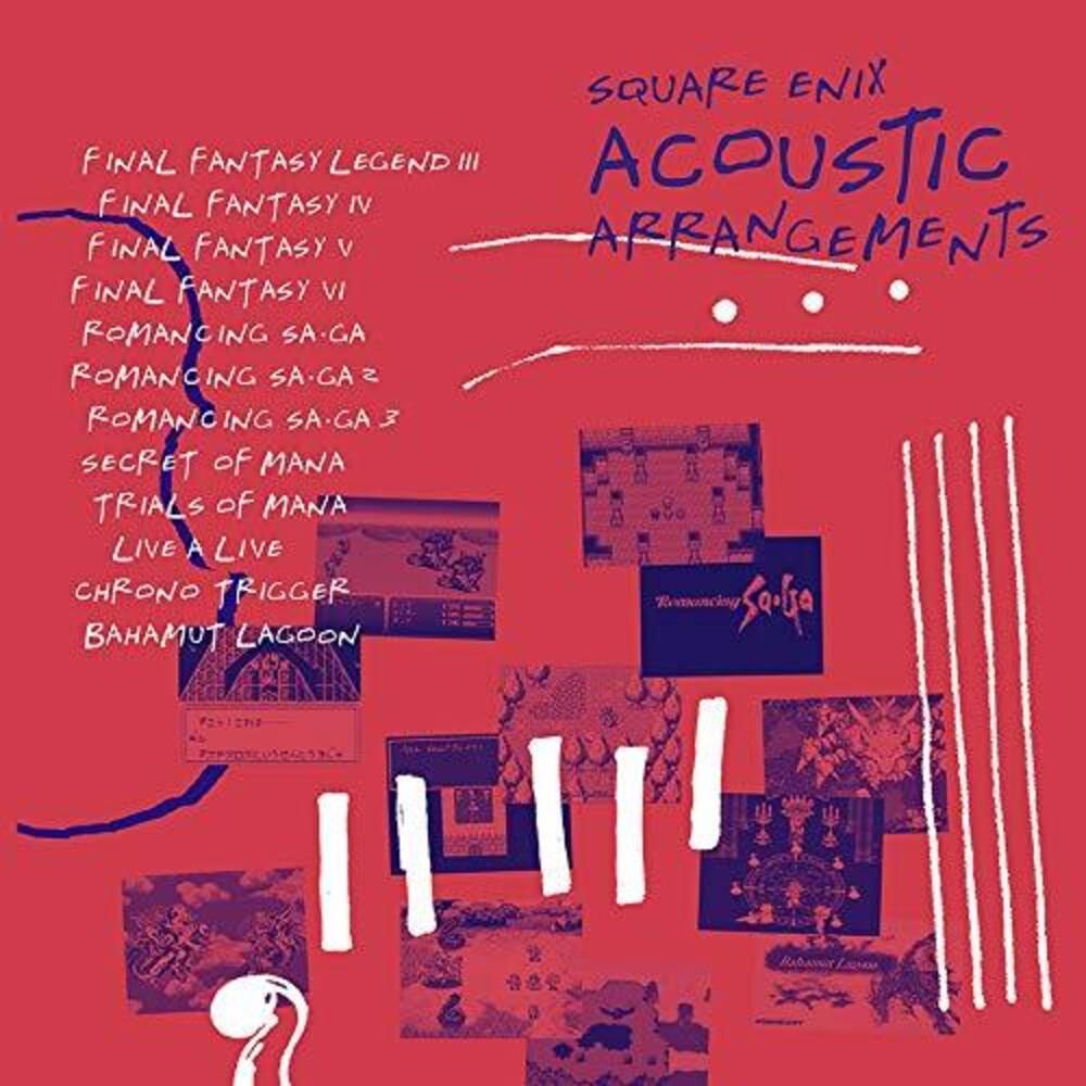 Game Music - Sqex Acoustic Arrangements / O.S.T. (Jpn)