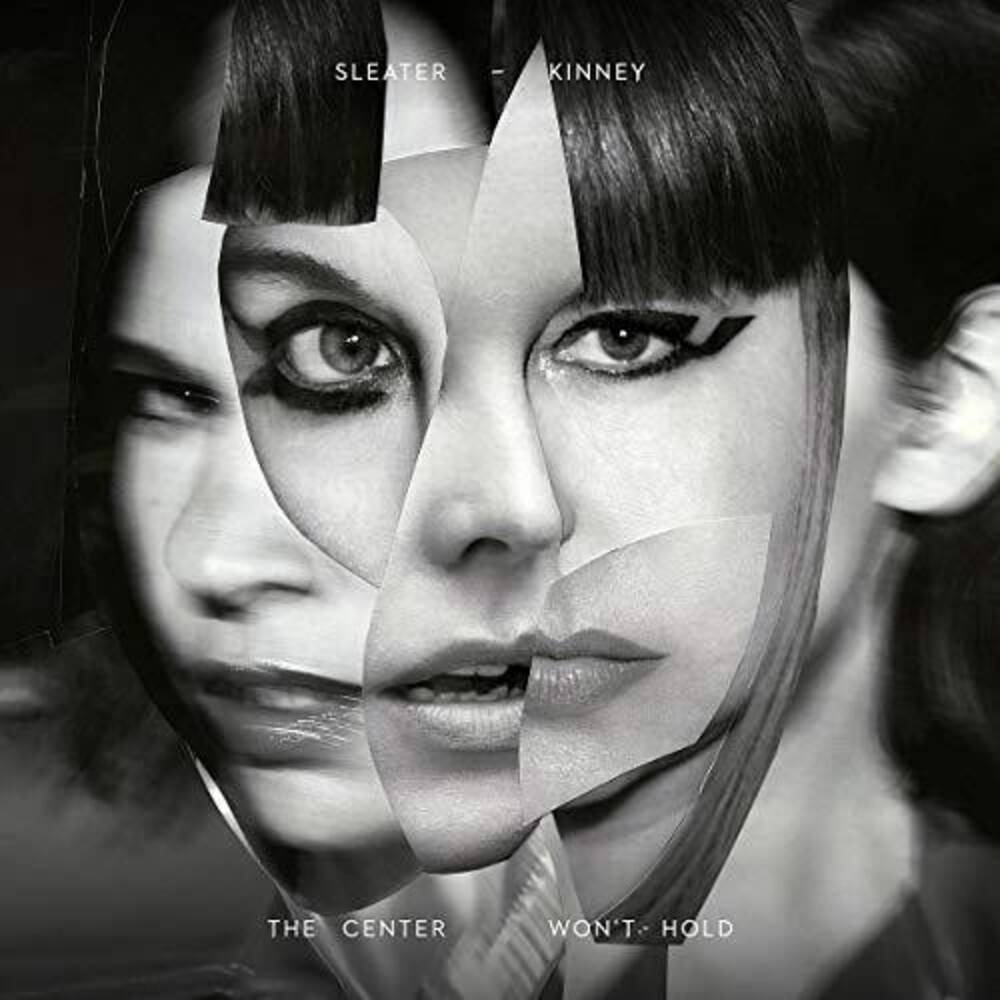 Sleater-Kinney - Center Won't Hold [Import Deluxe LP]