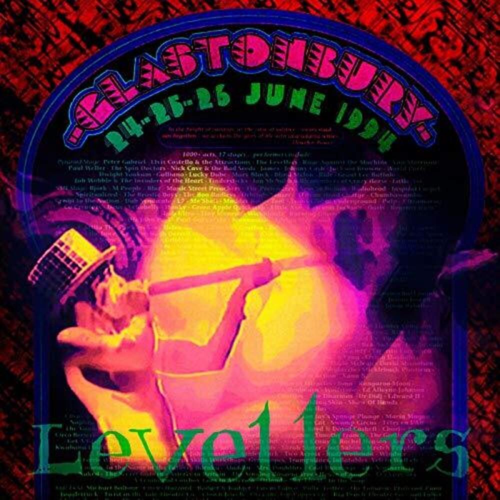 Levellers - Glastonbury 94 [2CD/1DVD]