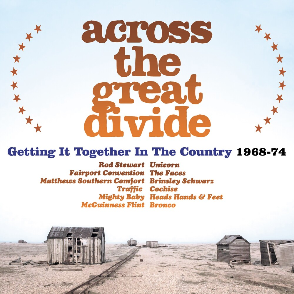 Across The Great Divide Getting It / Various - Across The Great Divide: Getting It / Various (Uk)
