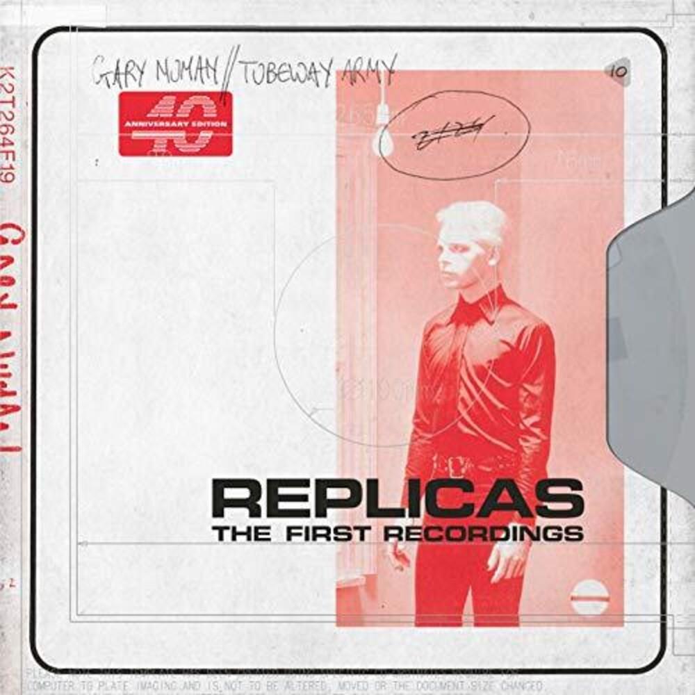 Gary Numan - Replicas - The First Recordings