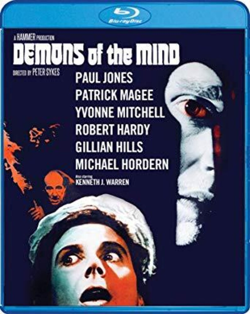 - Demons Of The Mind / (Sub Ws)