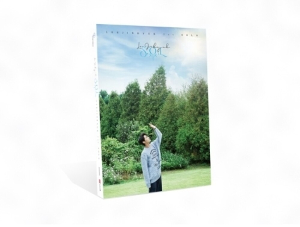 Lee Jin Hyuk - S.O.L. (Pure Version) [With Booklet] (Phot) (Asia)