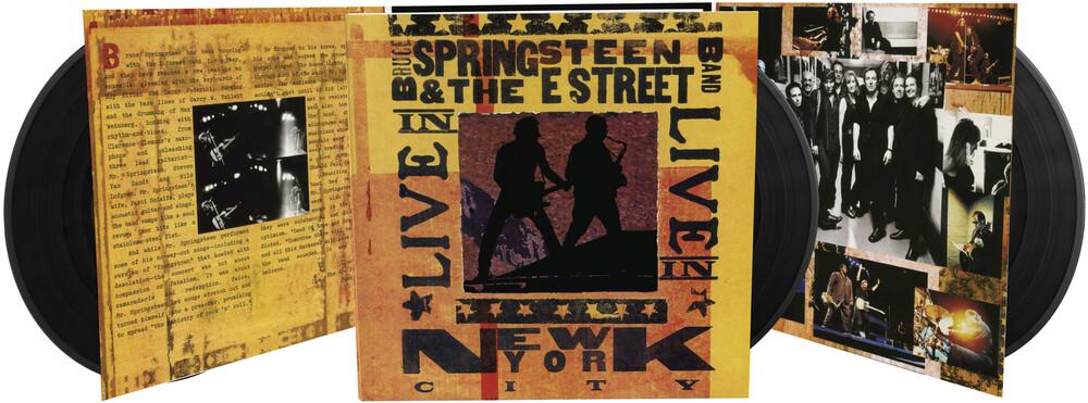 Bruce Springsteen / E Street Band - Live In New York City