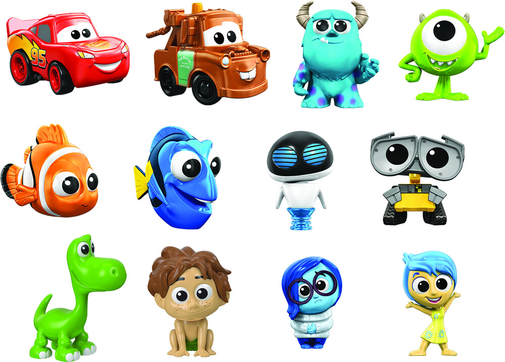 Pixar - Mattel - Pixar Minis Figure Assortment (Disney/PIXAR)