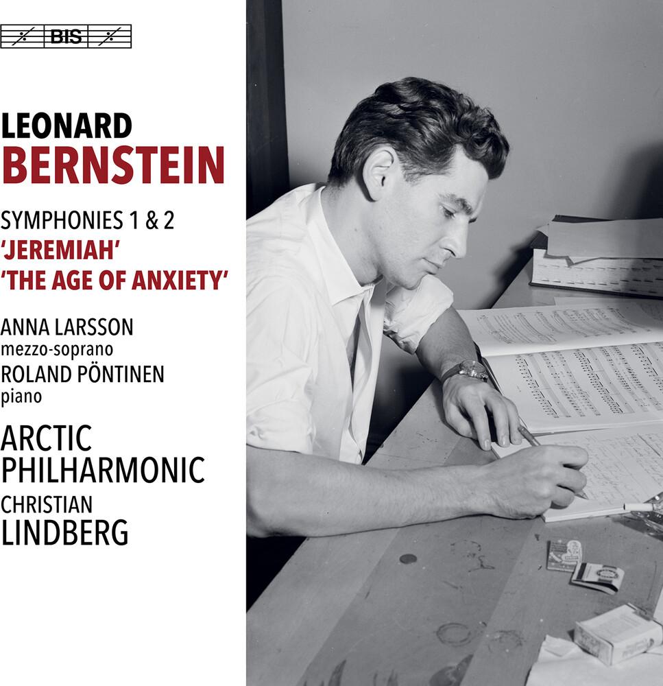 Arctic Philharmonic - Symphonies 1 & 2