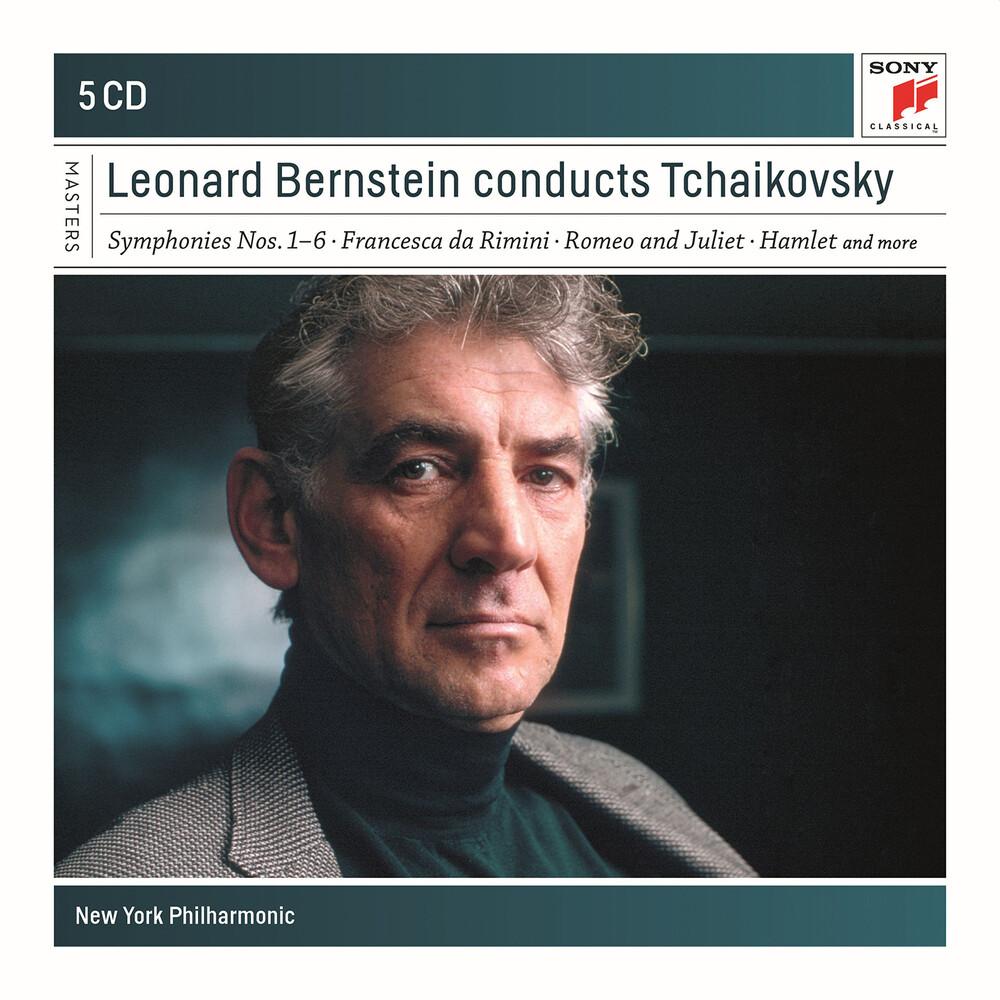 Tchaikovsky / Bernstein / New York Philharmonic - Bernstein Conducts Tchaikovsky (Box)