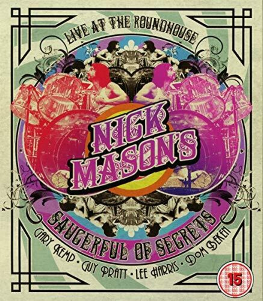 Nick Mason's Saucerful of Secrets - Live At The Roundhouse [Blu-ray]